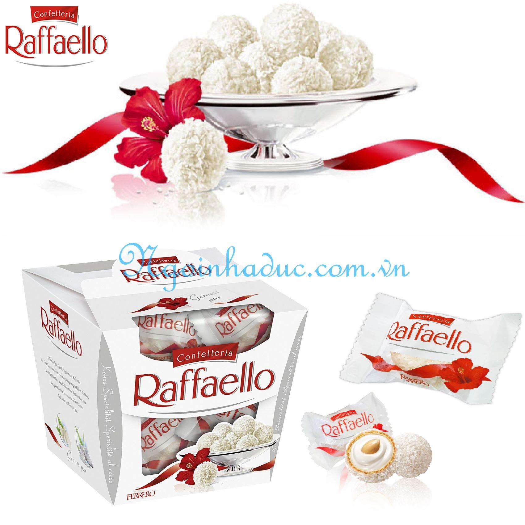 Bánh dừa RAFFAELLO 150g (Đức)