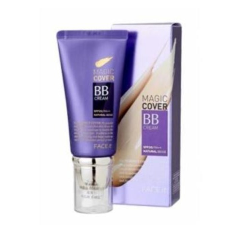 BB Cream The face shop Magic cover 45ml