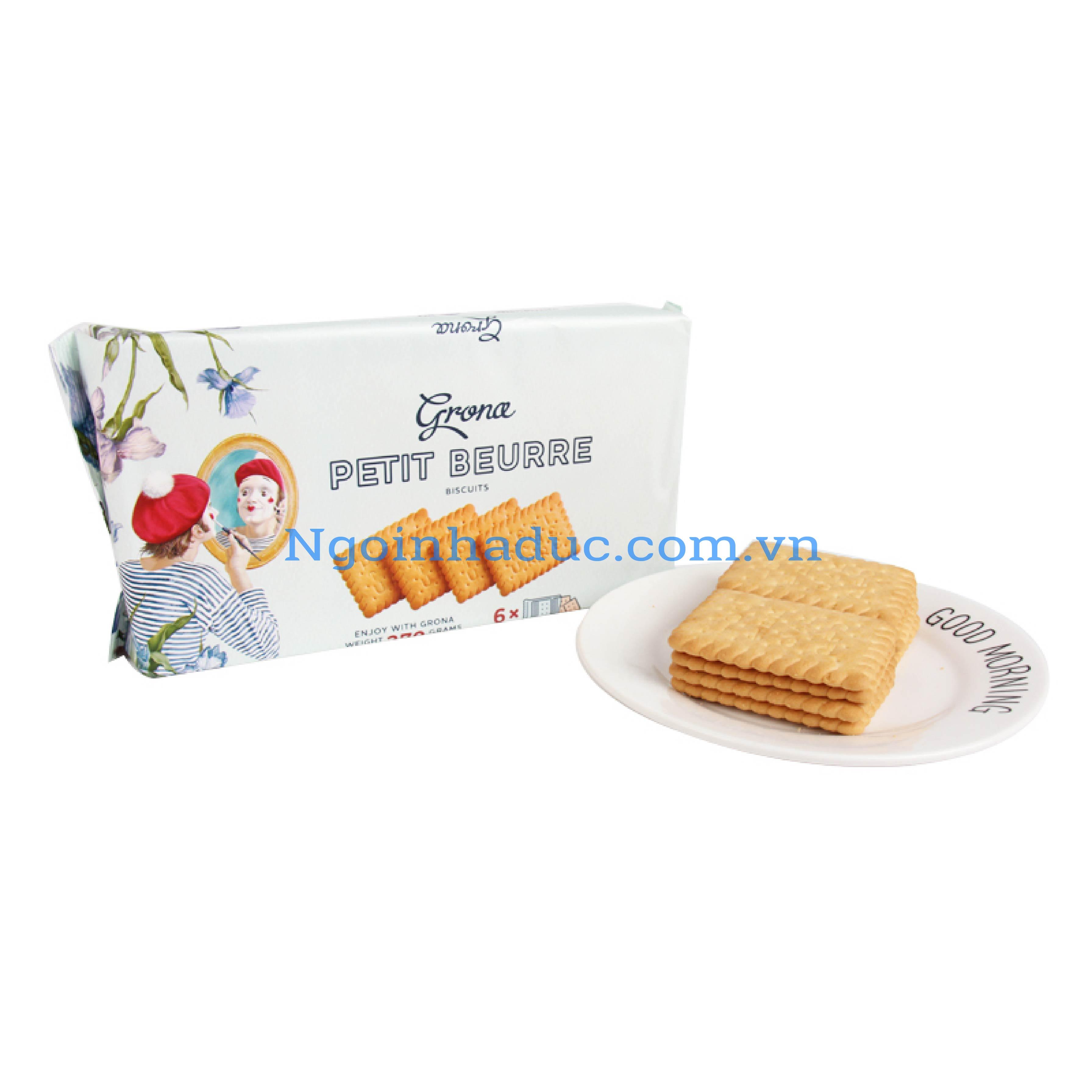 Bánh quy Grona Petit Beurre 279g (Nga)