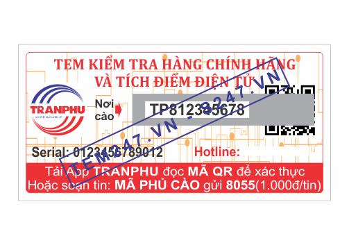 MS001 - Tem Trần Phú kích cỡ 2x4