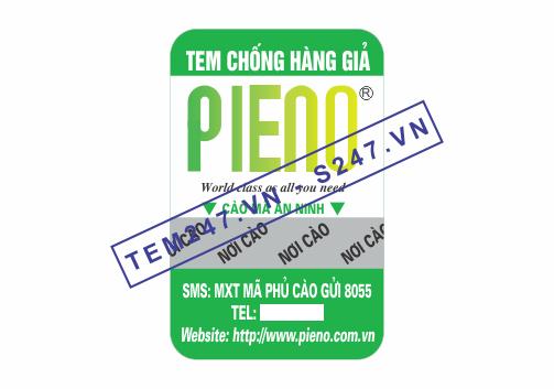 MS049 - Tem Pieno kích cỡ 2x3