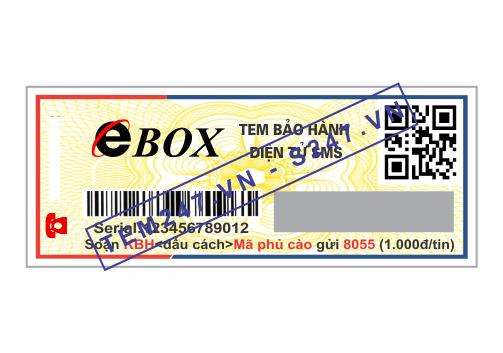 MS019 - Tem Ebox kích cỡ 2x5