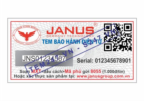 MS029 - Tem Janus kích cỡ 2x4