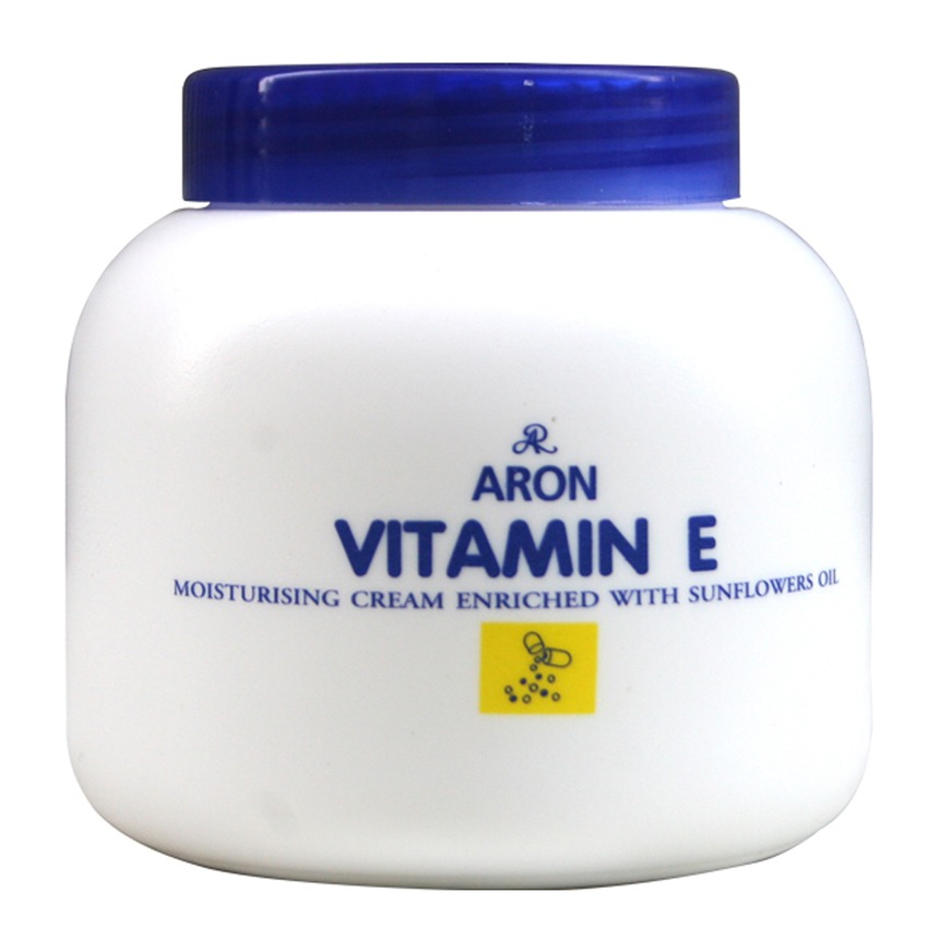 Kem dưỡng ẩm Aron Vitamin E 200g