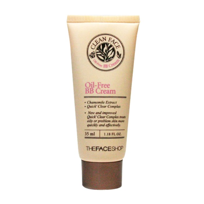 Kem BB The face shop Oil Control BB Cream 35ml