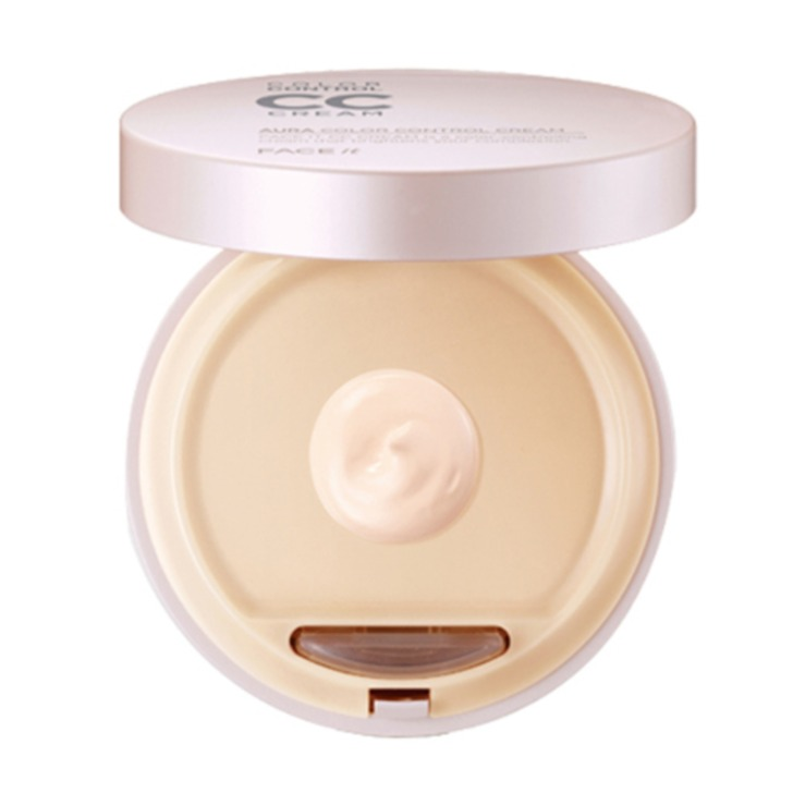 Phấn phủ CC Cream The Face Shop Face It SPF 30 PA++ 20g