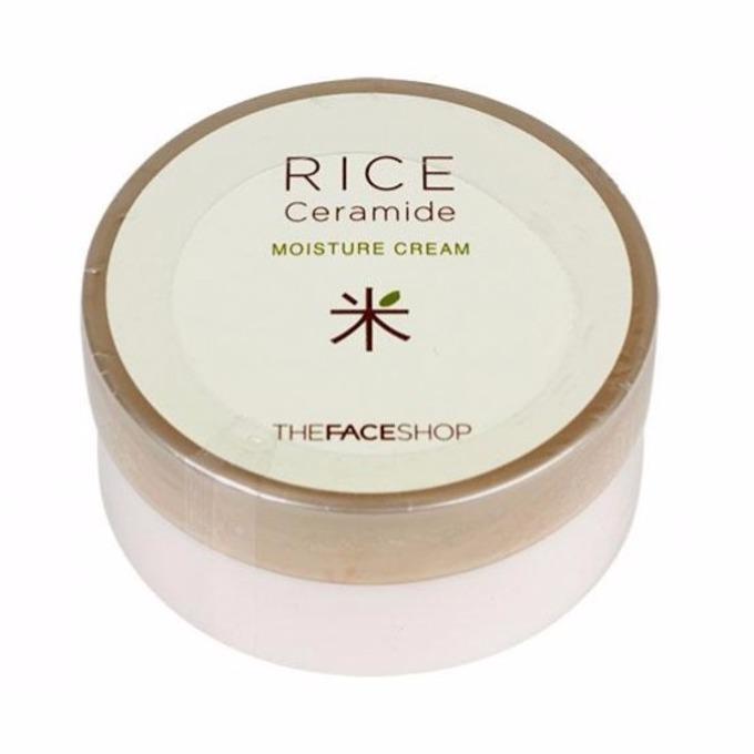 THEFACESHOP Rice Ceramide Moisture Cream 45ml