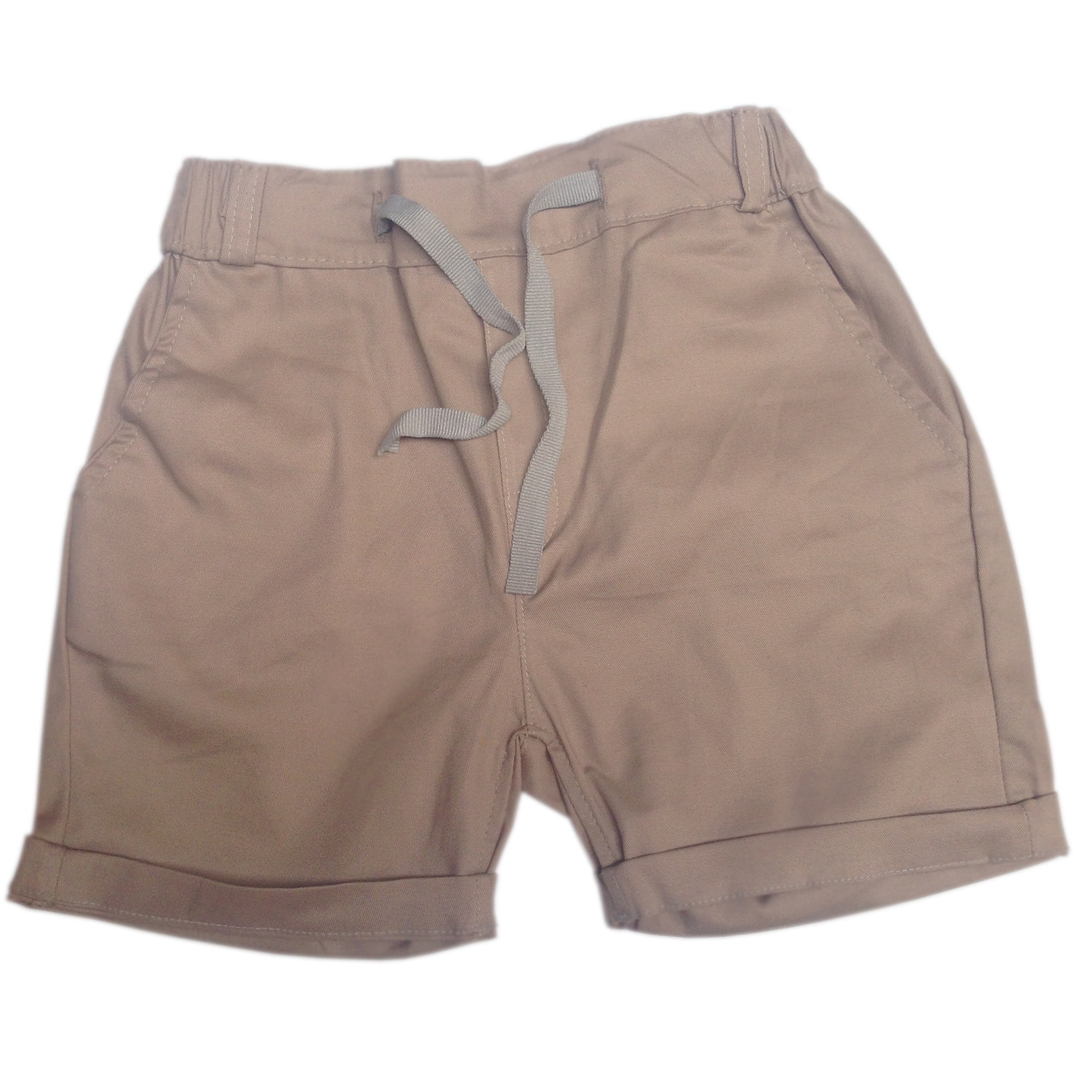 Quần sóc body cho bé trai Made in VietNam - màu khaky