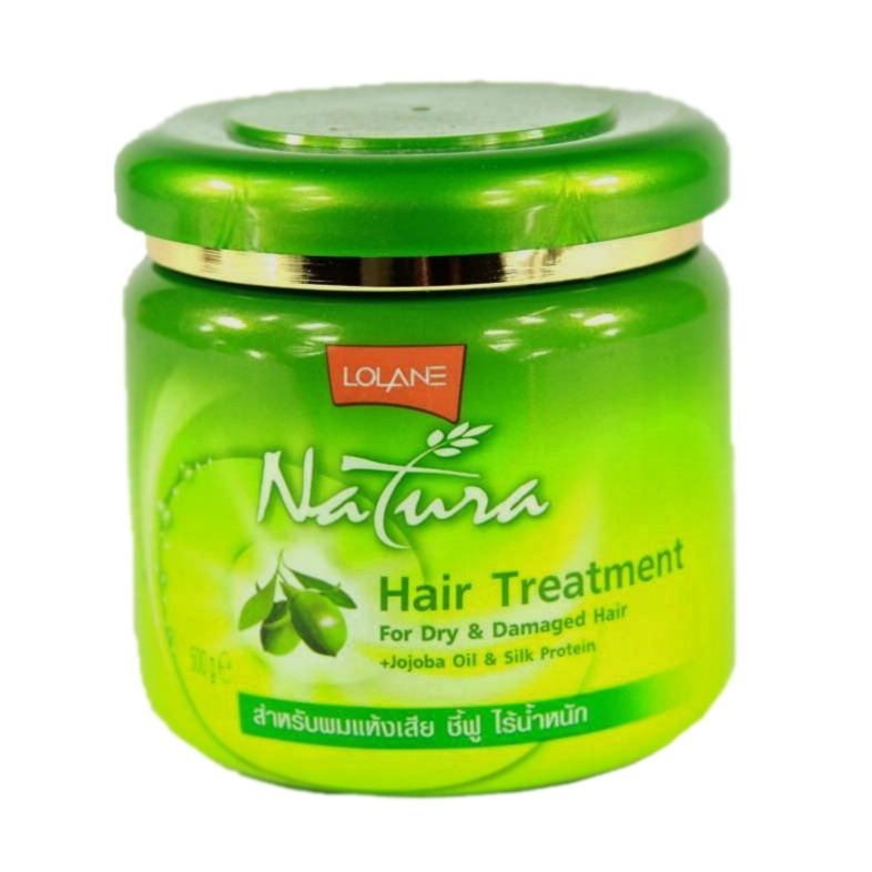 Kem ủ tóc lạnh Lolane Natura Hair Treatment 250ml