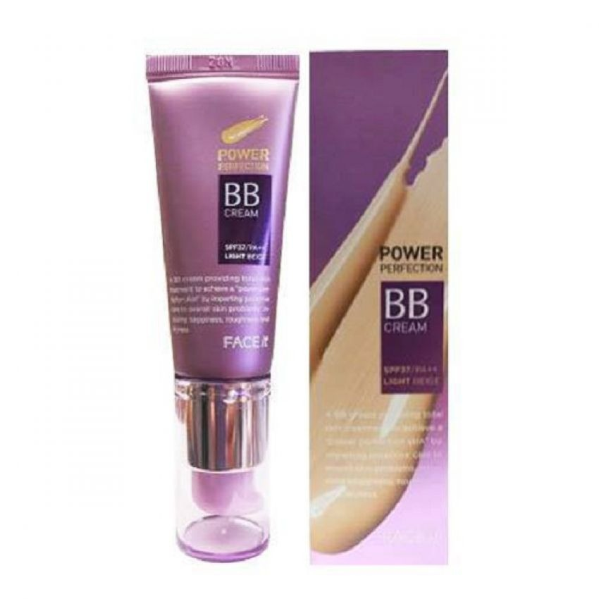 Kem nền BB The Face Shop Face It Power Perfection BB Cream 20g
