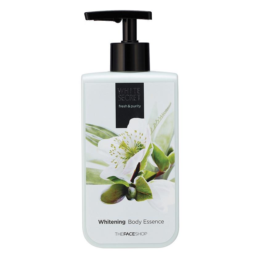 Tinh chất dưỡng trắng toàn thân- THEFACESHOP White Secret Whitening Body Essence 300ml
