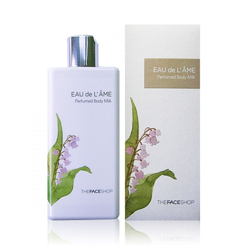Sữa tắm nước hoa THEFACESHOP Eau de L'ame PERFUMED BODY SHOWER GEL 230ml