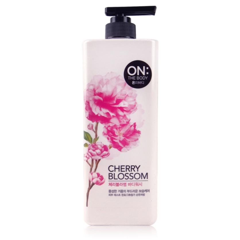Sữa tắm On The Body Cherry Blossom 500g