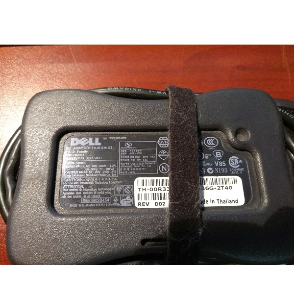 ADAPTER DELL 20V-2.5A