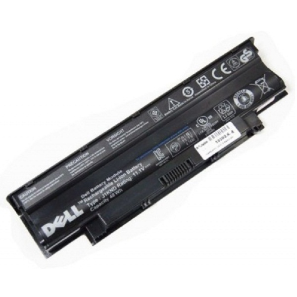 PIN DELL 14R 15R 17R 6 CELL 4400MAH